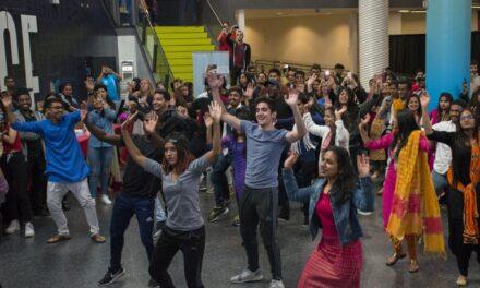 Diwali event success despite cancelled classes