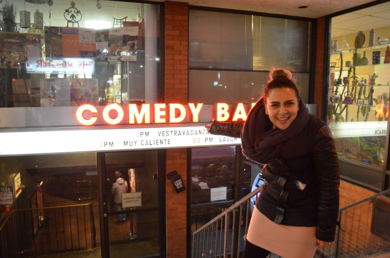 Grad addresses lack of diversity in Humber's Comedy program