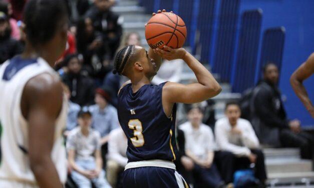 Humber men's basketball finish seventh at Nationals