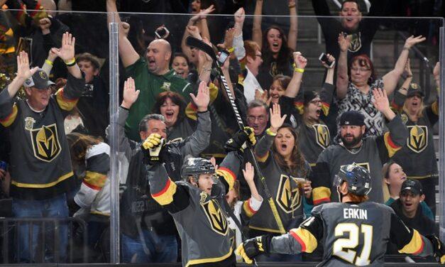OPINION: Las Vegas is making hockey hot in the desert again