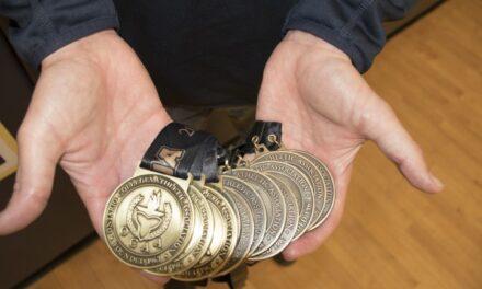 Hawks medal haul falls short, but still impresses