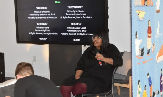 Documentary filmmaker speaks about Shadeism