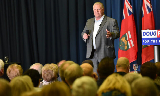 EDITORIAL: Premier Ford threatens to run over the Charter