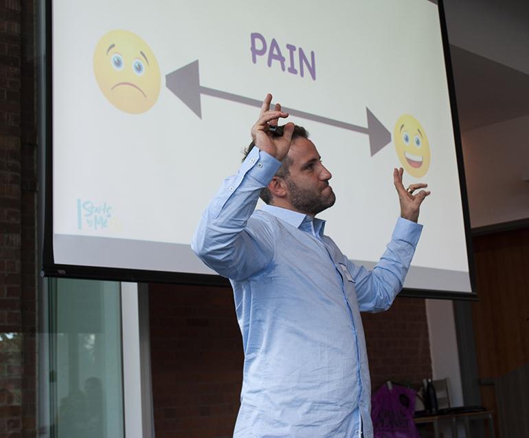 Jack Summit addresses mental health at Lakeshore workshop