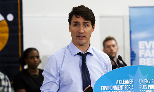 Sustainability brings Prime Minister Justin Trudeau to campus for policy announcement