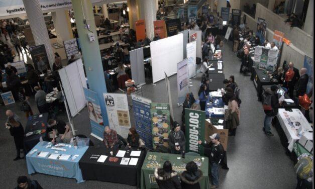 Humber College hosts ninth annual job fair
