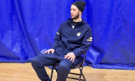 Rookie men's basketball coach sets new win streak record