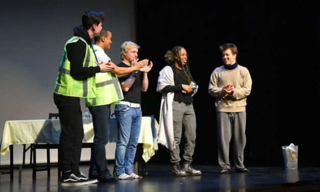 Five improv plays in one day by fast-acting theatre students