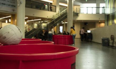 Student fundraiser making splashes at Humber North