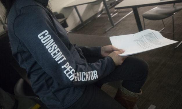 Sexual assault workshops prepare students to intervene