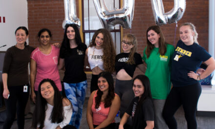 Humber celebrates International Women's Day through dance