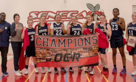 Hawks women's junior varsity basketball team wins another tournament