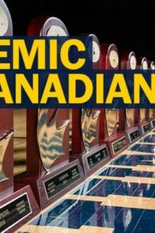 Eight Hawks honoured as CCAA academic All-Canadians