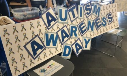 Humber fundraises for Autism Awareness Day