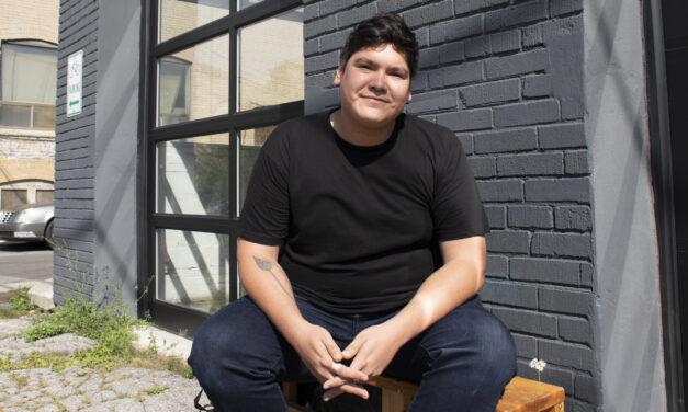 Grad stars in CBC sketch comedy Tallboyz