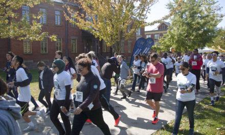 Sixth annual 4K run/walk highlight of Mental Health Month