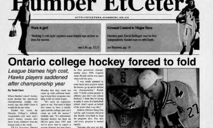 OCAA hockey too costly to bring back