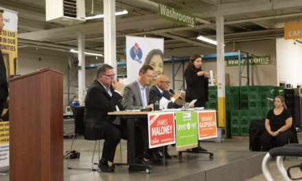 Tories and PPC no-show at Etobicoke-Lakeshore all candidates meeting