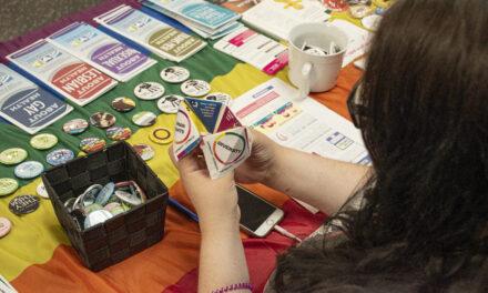 Service fair raises awareness  of campus resources