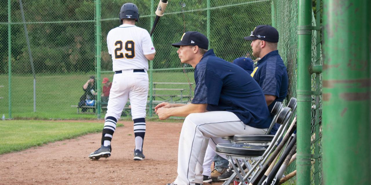 New head coach for defending OCAA, NCBC baseball champs