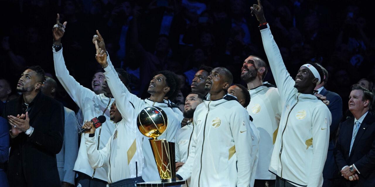 NBA players dribble past COVID-19