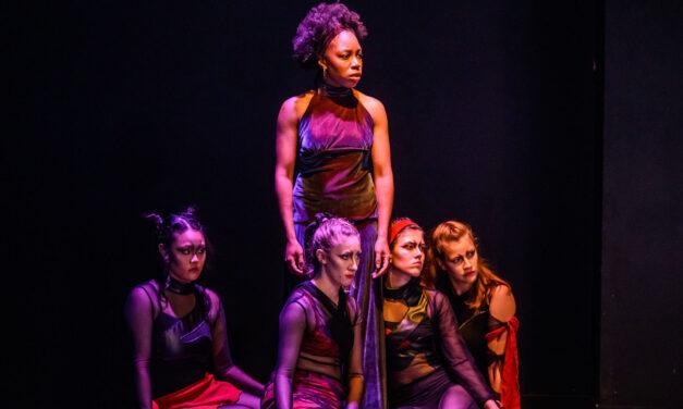 Theatre students put on 'Elektric' performance