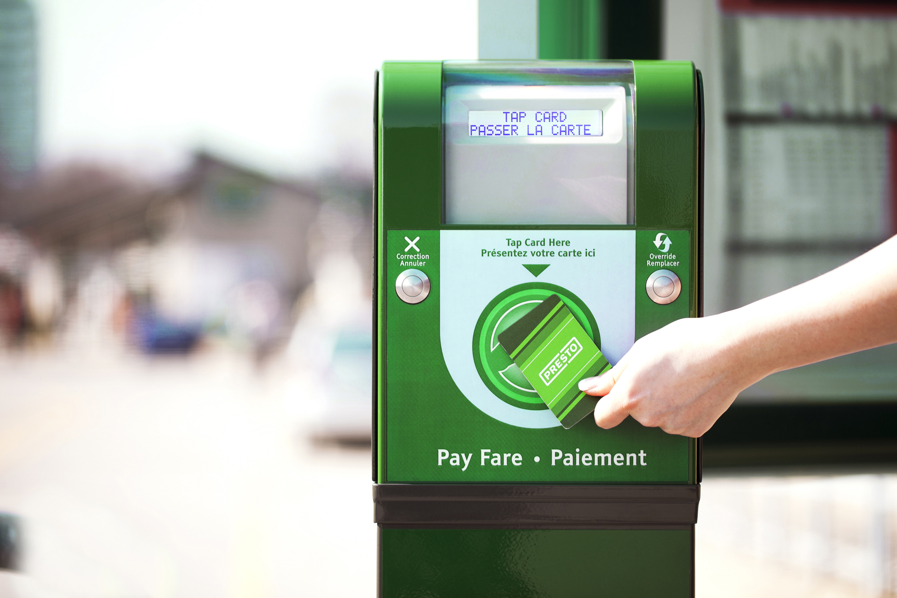 Long-awaited Presto machines may come to campus this month
