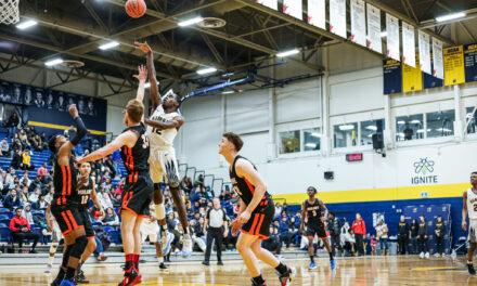 Men's basketball dream of riding streak to CCAA gold