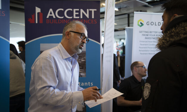 FAST career fair attracts 50 employers
