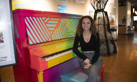 Music student's new single breaks into Billboard Dance Club Top 40