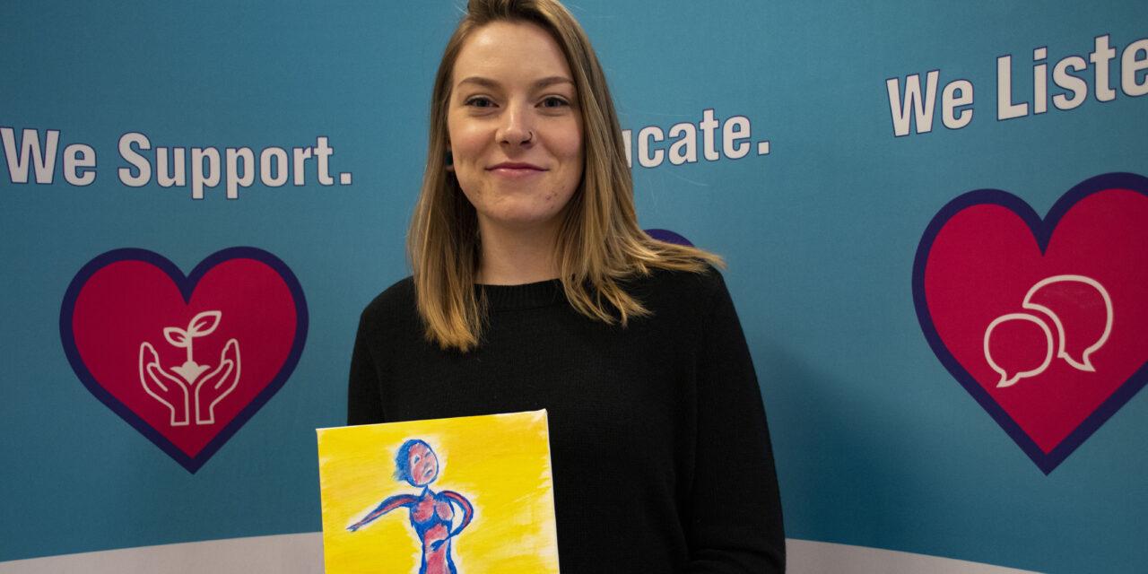 Consent education program hosts painting night