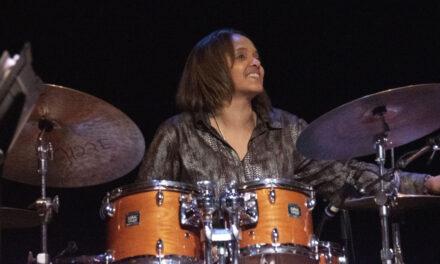 Grammy Award-winning drummer plays Lakeshore