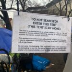 Toronto homeless encampment raids continue as affordable housing remains beyond reach
