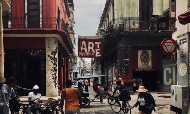 Humber shines spotlight on art from around the world