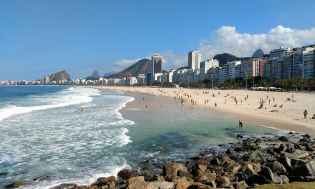 COVID-19 cancels famous New Year's Eve party on Rio's Copacabana Beach