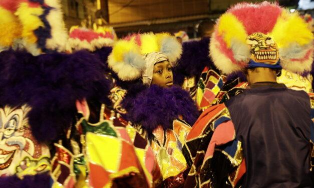 Rio de Janeiro cancels famous carnival celebration
