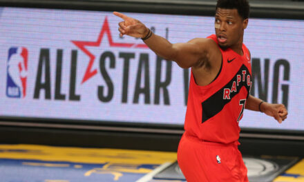 EDITORIAL: Say thank you to Kyle Lowry and let him go home